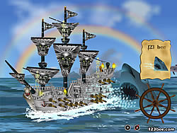 Pirate Ship game