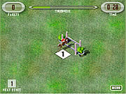 Play Horse show jumping Game