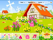 Play Flower gardening Game