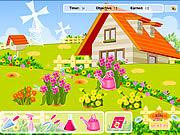 juego Flower Gardening