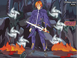 Antoine the Warrior game