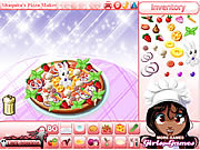 Play Shaquita pizza maker Game