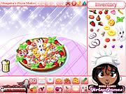 Shaquita pizza maker