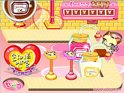 Chocolate Cat game