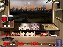 Jouer au jeu gratuit Scooby Stall
