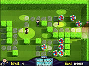 Bush's White House Invasion game