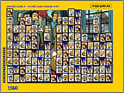 Play Tiles of the simpsons Game