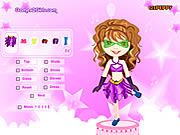 Shyanne Dress Up game
