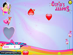 Cupid's Arrow game