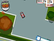 Police Rural Rampage game