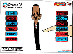 玩免费游戏 Obama's 12 Secrets To Success