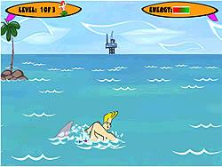 Johnny Bravo and the Bodacious Mermaid game