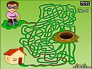 Jogar jogo grátis Maze Game - Game Play 2