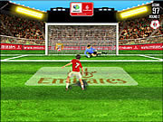 Play Emirates fifa world cup shootout Game