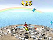 Pepper vs. Water game
