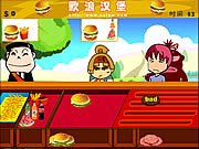 Burger Boy game