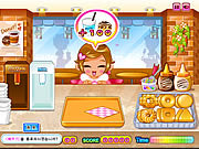 Play Donut shop Game