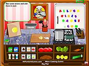 Play Luigis kitchen soup Game