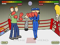Gioca gratuitamente a Boxing 2 x 2