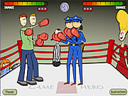 Play Boxing 2 x 2 Game