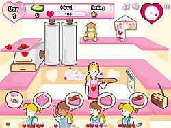 Valentine's Shop game