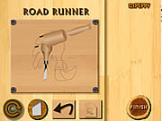 Wood Carving Road Runner game