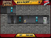 Wolverine MRD Escape game