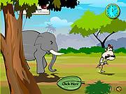 Play Haathi nahin mera saathi elephant chase Game