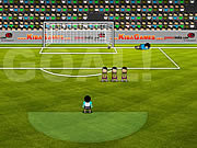 Free Kicker game