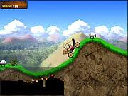 Crazy Orcs Racing game