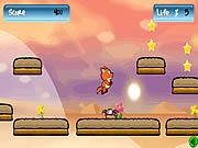 Play Whooly 2 ranco and the spaceship to moonyland Game