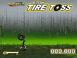 Gioca gratuitamente a Tire Toss