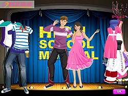 High School Musical 3 game