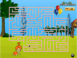 Maze Game - Game Play 25 game