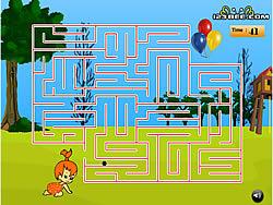 Permainan Maze Game - Game Play 25