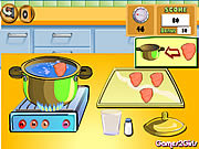 Play Cooking show russian salad Game