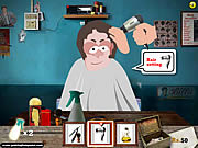 Play Billus makeover salon Game