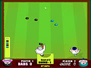 Play Lawn bowling Game