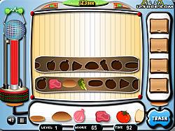 Razer Foods game