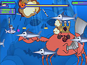 Ultimate crab battle Gioco