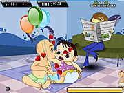 Baby Kiss game