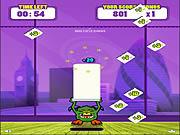 Juega al juego gratis Monster Dash