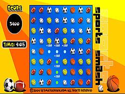 Sports Smash παιχνίδι