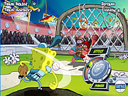 Play Spongebob slammin slagger Game
