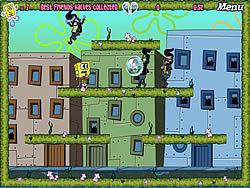 Permainan Spongebob Squarepants - WhoBob WhatPants