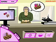 Play Ritas flower shop Game