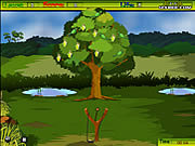 Play Sling shot Game