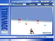 juego Downhill Skii
