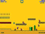 Play Super mario world flash 2 Game
