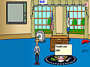 Play Obama saw game Game